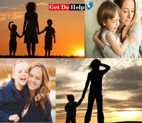 The Grants That Makes Lives of Single Mother A Bit Comfortable