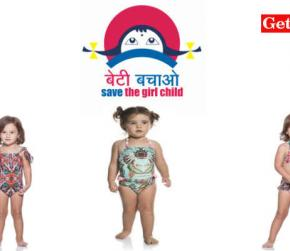 Save Girls Child Because Life is Nothing Without Baby Girl