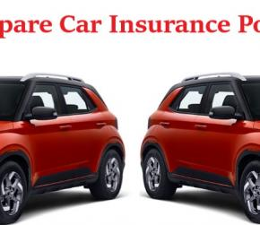 How to Compare Car Insurance Policy in India