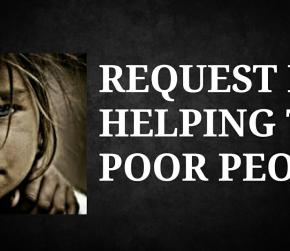 How to Help the Poor or Needy People and Make Them Happy